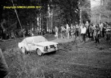 Ford Escort RS1800 Tregonig/Lang RAC Rally 1980